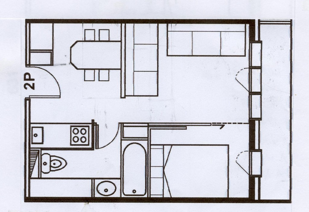 plan appartement image